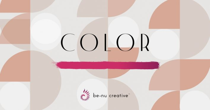 Benu Creative Branding And Marketing Solutions Bringing Focus To Your Brand Color Palette