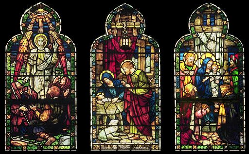 Stainglass Imagery