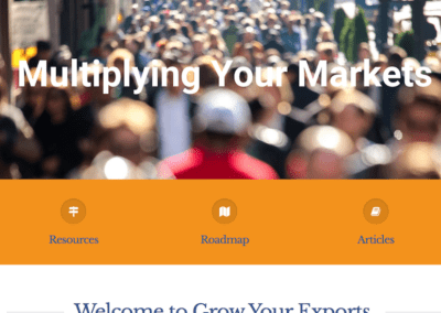 Grow Your Exports – Portland, Oregon
