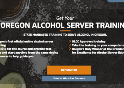 Oregon Alcohol Server Training – Portland, Oregon