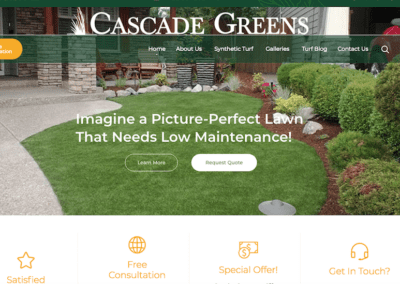 Cascade Greens – Tangent, Oregon