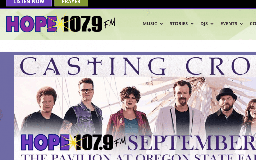 HOPE 107.9 FM – Albany, Oregon