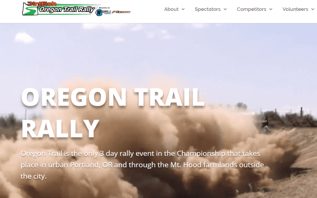 Oregon Trail Rally – Oregon Statewide