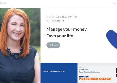 Glunz Financial Coaching – Albany, Oregon