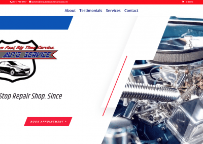 Joe's Auto Service – Salem, Oregon